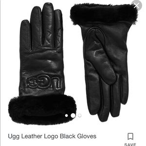 Ugg gloves ❣️🌸